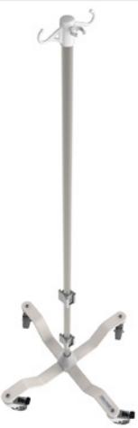 (900PT421) Hospital Pole Stand