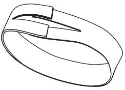 (BC355-10) Chin Strap (32-38cm)
