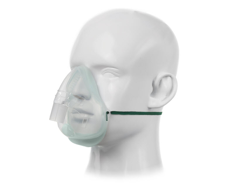1188015-Intersurgical EcoLite, adult, aerosol mask