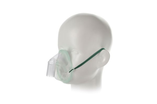 1198015-Intersurgical EcoLite, paediatric, aerosol mask