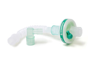 1541974-Clear-Therm 3 HMEF with luer port, Superset catheter mount and elbow