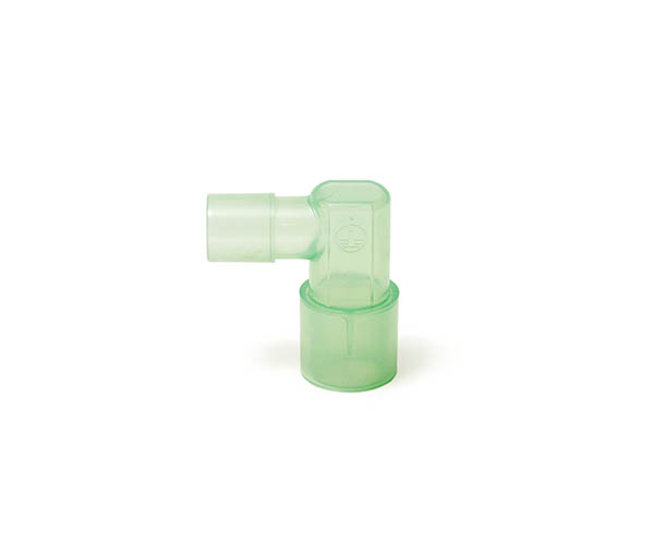 1997000S-Fixed elbow 15M-22M/15F - sterile
