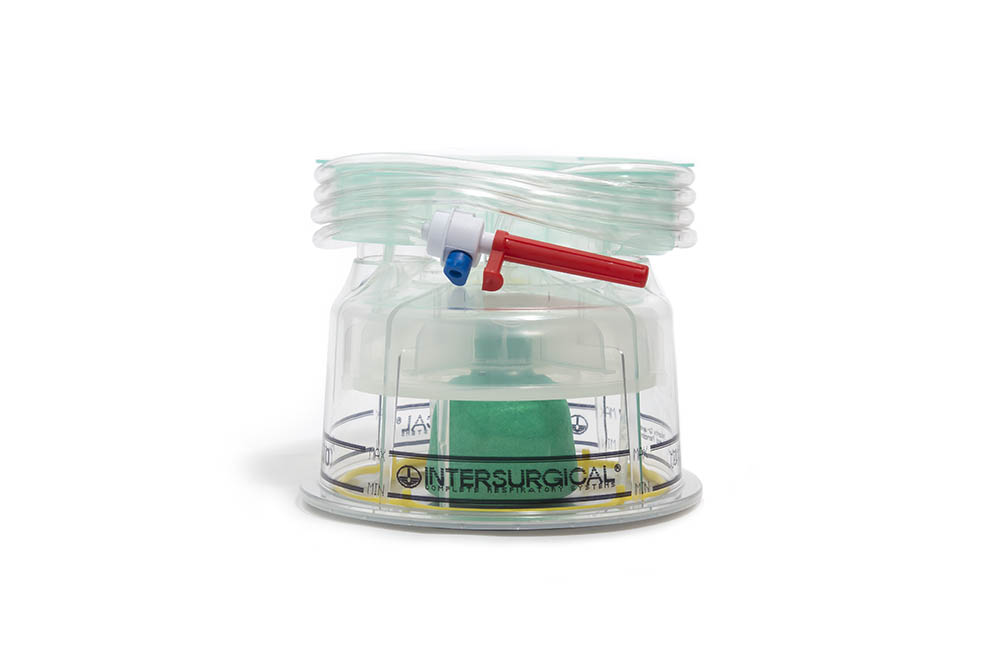 2310000-Auto fill humidification chamber with fill set