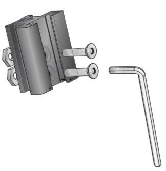 (900MR087) Waterbag Pole Mounting Bracket