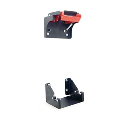 EZ Glide Secure Lock Storage Bracket