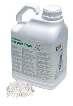 2179000-Intersorb Plus jerican, white to violet colour change, 5L