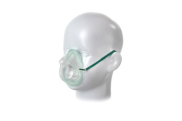 1190015-Intersurgical EcoLite, paediatric, medium concentration oxygen mask