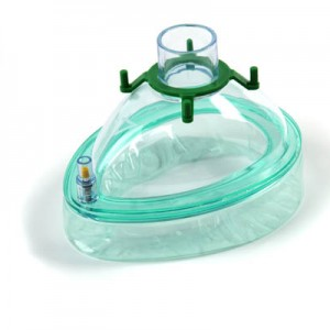 INTERSURGICAL Scented Anaesthetic Mask (for Adult size 4)