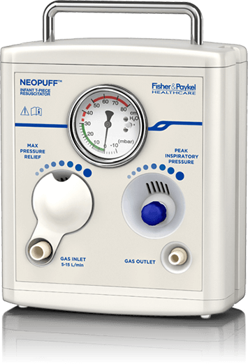 Neopuff T-Piece Resuscitator
