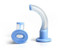 1100050S-One-piece Guedel airway, size 00, ISO 5.0, blue - sterile