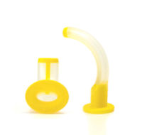 1111570-One-piece Guedel airway, size 1.5, ISO 7.0, yellow
