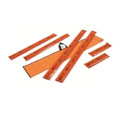 Padded-Board Splint