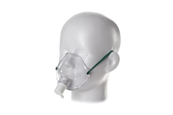 1140000-Paediatric, medium concentration oxygen mask
