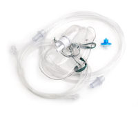 1143000-Sentri, adult, mask with CO2 monitoring line, filter and tube, 2m