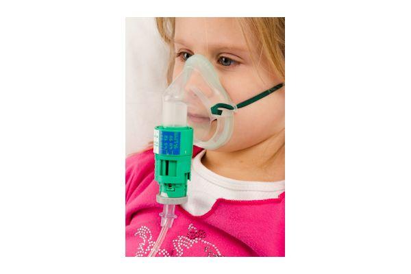 1138015-Silente, Intersurgical EcoLite, paediatric, adjustable venturi mask kit wi
