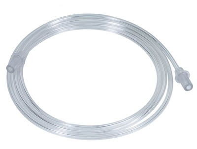1174010-Non-PVC oxygen tube, 2.1m