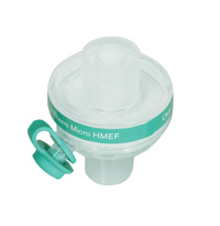 1441000-Clear-Therm Micro HMEF with luer port