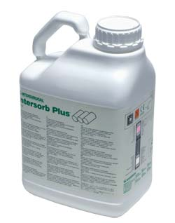 2180000-Intersorb Plus jerican, pink to white colour change, 5L