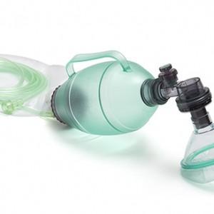 INTERSURGICAL Bag Valve Mask (BVM) Resuscitation System (for Adult)
